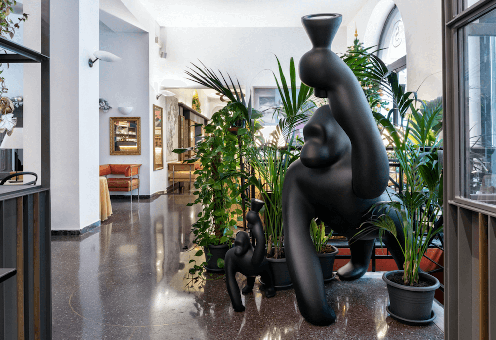 Hotel Sanpi Milano Gorillas
